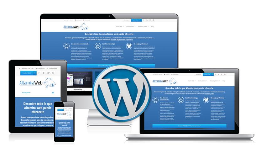 Formation a distance web cms wordpress